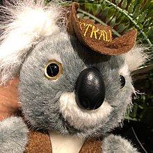 澳洲無尾熊娃娃-(牛仔帽版)澳洲製造-此款有音樂唷