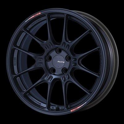 日本 Enkei 鋁圈 Racing GTC02 黑色 18吋 114 五孔 5/114