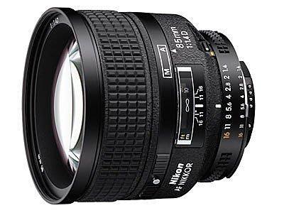 Nikon AF 85mm f1.4D IF 二手 公司貨(配件原廠遮光罩,鏡頭後蓋)