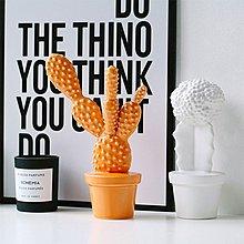 〖洋碼頭〗現代簡約仙人掌擺件裝飾品創意房間家居客廳北歐室內個性小工藝品 fjs671