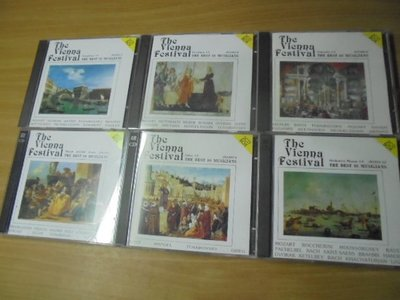 《The Vienna Festival 》2CD BOX│6張12CD-459元-無打折