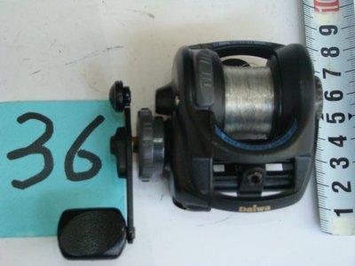 采潔 釣具  DAIWA GS 型   小烏龜  路亞,鐵板 二手釣具 二手釣竿 二手捲線器 T 編號 Y36