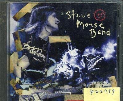 *真音樂* STEVE MORSE BAND / STRUCTURAL DAMAGE 二手 K22757