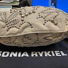 Sonia Rykiel 真皮卯釘包