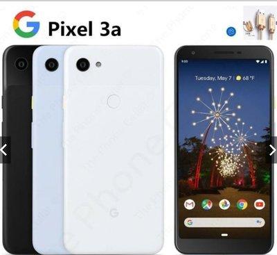 原廠盒裝 谷歌 Google Pixel 3a (送鋼化膜+保護套) 八核/ 5.6吋/ 6.3吋/ 64G/ 4G 空機 彰化縣