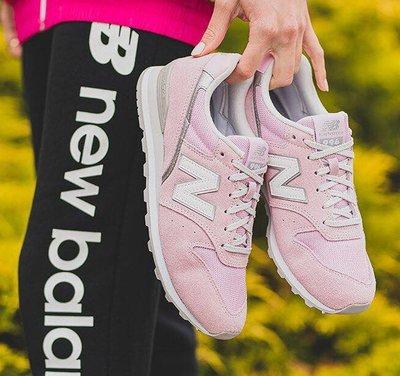 【Dr.Shoes】NEW BALANCE NB 996 女鞋 麂皮 慢跑鞋 耐磨 緩震 (D) 粉色 WL996CLD