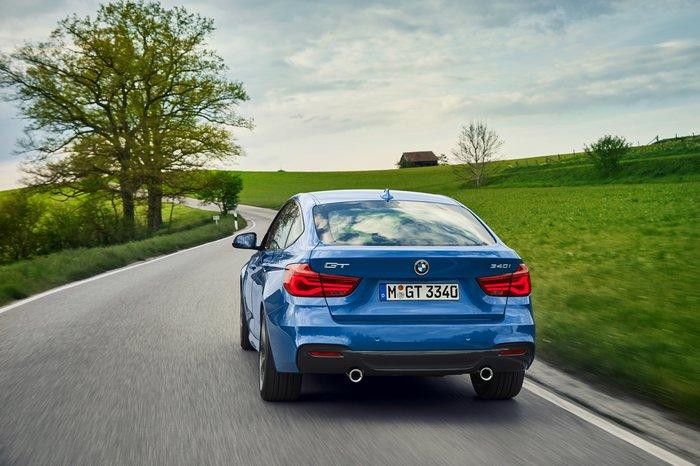 【樂駒】 BMW F34 原廠 改裝 精品 套件 升級 LCI LED 尾燈組 車燈 外觀 後燈