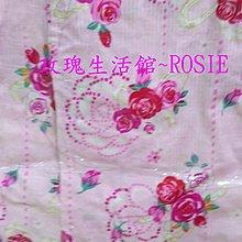 【玫瑰生活館】100CM粉色兒童和服浴衣(浴衣和服+ 兵兒帯) 如圖3