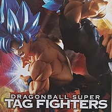 DRAGONBALL SUPER    TAG FIGHTERS