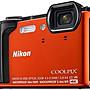 Nikon COOLPIX W300 送64G+原電+座充+相機包+ 漂浮手腕帶+--防水相機 公司貨