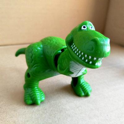 【麥當勞玩具收藏】1996年麥當勞 玩具總動員 泡泡龍 公仔 長約14公分 (194)