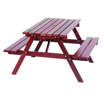 4尺硬木啤酒桌/戶外桌椅/實木餐桌/休閒傢俱/公園椅/咖啡/平價傢俱/家具工廠【紅豆戶外休閒傢俱】