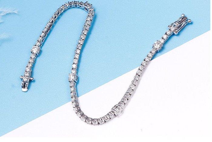 【黛恩&聖蘿蘭珠寶】點開看更多款式 大牌設計師款鑽石手鏈 婚戒對戒鑽戒線戒項鍊耳環手鐲別針腳鏈戒指翡翠綠寶紅寶藍寶