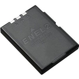 Nikon 數位相機專用高容量副廠鋰電池 EN-EL2 ENEL2