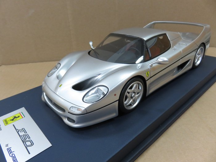 =Mr. MONK= 1/18 Looksmart Ferrari F50