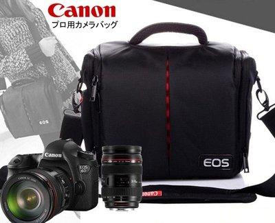 Canon 佳能高質感單眼相機包 EOS 相機包 單眼相機 M50-1機2鏡 一機二鏡攝影包 單肩包 側背包 防水