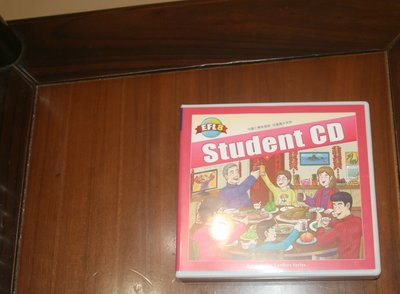 EFL8 何嘉仁菁英美語 兒童青少年班 第8級 Student CD 4片 二手  英文 英語 還很新 不常聽