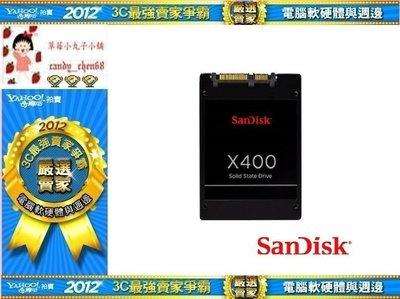 ~35年連鎖老店~SanDisk SSD X400 128G B SATAIII固態硬碟有發票 5年 可全家