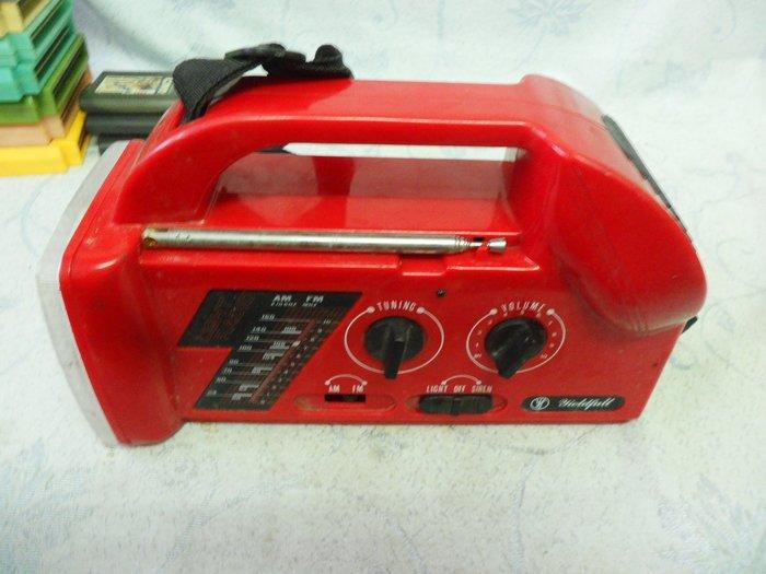 紫色小館-41--------早期收音機加電燈