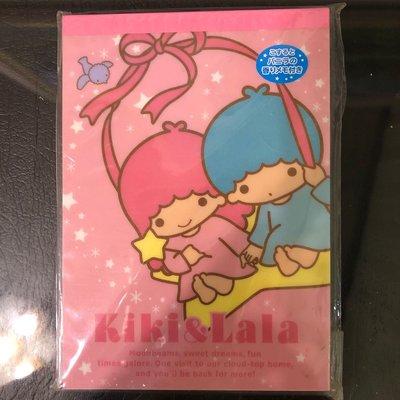 年代久遠 2009出版 日本製 全新 正版 雙子星 kikilala 便條本