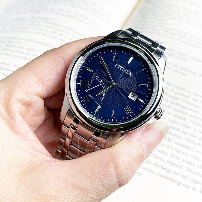 CITIZEN AW7001-98L 星辰 Eco Drive 光動能 復古 經典 男錶 原廠公司貨