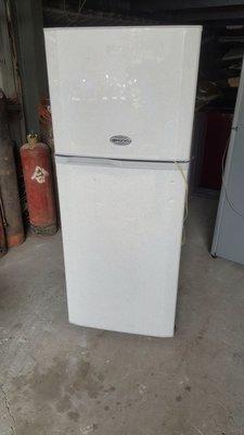 三洋雙門八成新冰箱上冷凍下冷藏4500保固