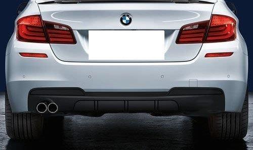【樂駒】BMW 5 Series F10 F11 528i 520i M Performance 原廠 後下擾流 空力