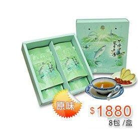 ㄚ母滴雞湯-原味虱目魚精【1盒8包入,每包60cc】*2
