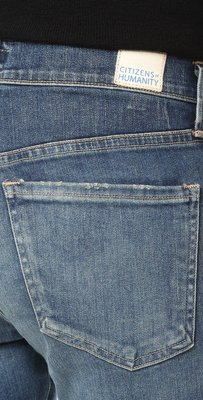 Citizens of Humanity  The Principle Girlfriend Jeans 不修邊女友褲