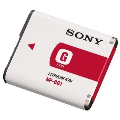 【華揚數位】☆全新 SONY NP-BG1 可顯示電池剩餘使用時間 ☆裸裝版