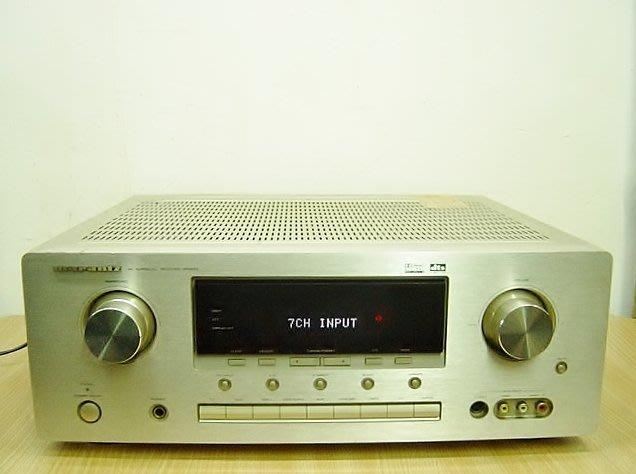 保固3個月【小劉2手家電】MARANTZ 7.1聲道FM 擴大機,SR5200型,壞機可修理/回收!