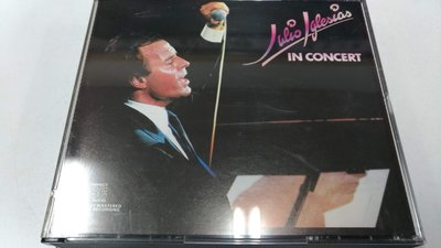 書皇8952:專輯 de☆1983『Julio Iglesias In Concert(2CD)』C2K 39570