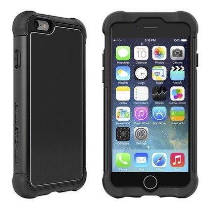 全黑強鎢!※台北快貨※美國 Ballistic TUNGSTEN Tough 保護殼 iPhone 6(S) Plus用