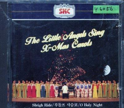 *還有唱片行* THE LITTLE ANGELS SING CHRISTMAS CAROLS 全新 Y6056
