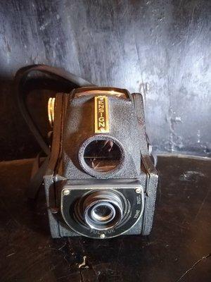 ENSIGN Ful-Vue (軍旗)古董底片相機