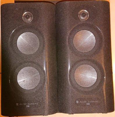 Altec Lansing MX5021 2.1聲道 多媒體喇叭 黑