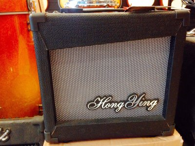 [丞音樂器]Heng ying ga10h 10w 台灣品牌家用電吉他小音箱