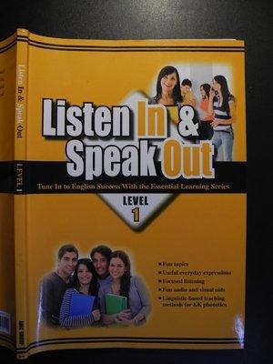 Listen In & Speak Out Level  RH
