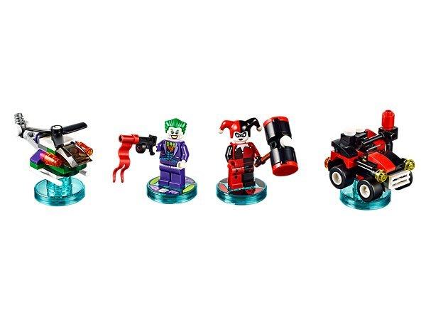 【LEGO 樂高】全新正品 益智 積木/ Dimensions 三合一次元系列 DCComics Joker 71229