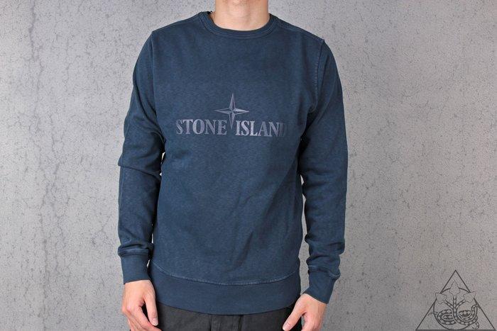 【HYDRA】Stone Island DoubleFront Sweatshirt石頭島 大學T【721564760】