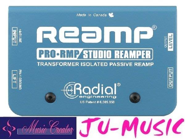 造韻樂器音響- JU-MUSIC - Radial ProRMP Studio Reamper 『公司貨,免運費』