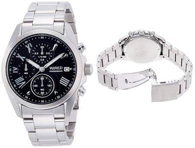 日本正版 SEIKO 精工 WIRED AGAT404 男錶 男用 手錶 日本代購