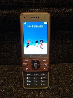 Sony Ericsson C903 手提電話 500萬像