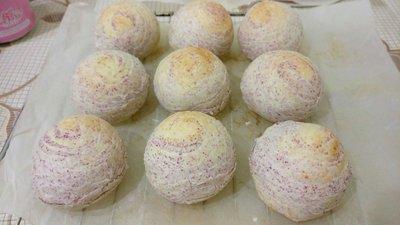 千層芋頭酥,手工製做,4入包裝