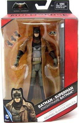 金錢貓雜貨 全新 DC Multiverse 蝙蝠俠對超人 正義曙光 Knightmare Batman 噩夢蝙蝠俠