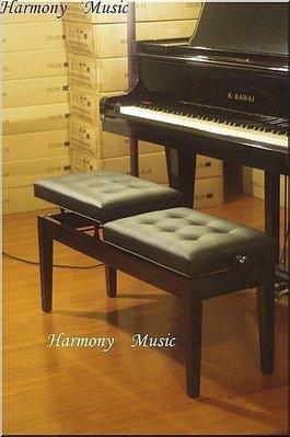 B85∮有琴有藝∮雙人分離式鋼琴升降椅無段式微調型升降鋼琴椅演奏椅平台鋼琴椅連彈椅
