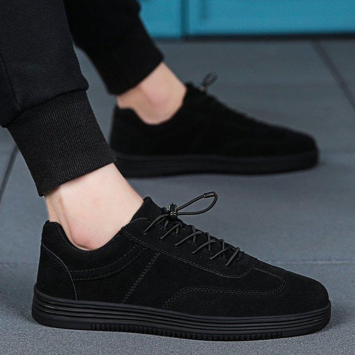 衣萊時尚-熱賣款 新款春季韓版潮流男鞋百搭學生板鞋運動休閑社會小伙網紅潮鞋