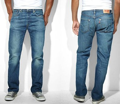 【紐約范特西】現貨Levis501Original Fit Jeans 501-1414 Mechanic牛仔褲