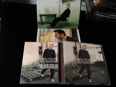 【198樂坊】 Ronan Keating-Destination 羅南.情歸羅南(Blown Away..)CT