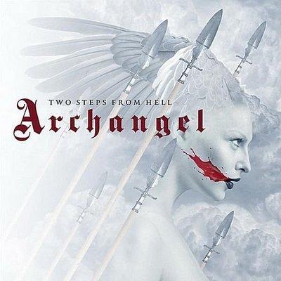 美版CD預告片配樂《地獄邊緣 差兩步下地獄》/Two Steps from Hell Archangel  全新未拆